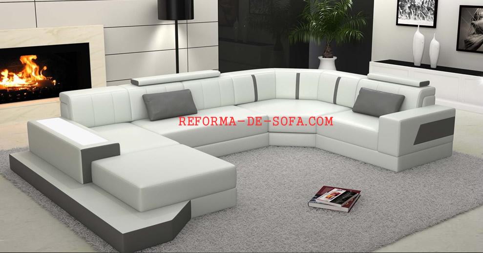 Reforma de sof de canto em s o paulo em moema em for Sofas de 2 metros